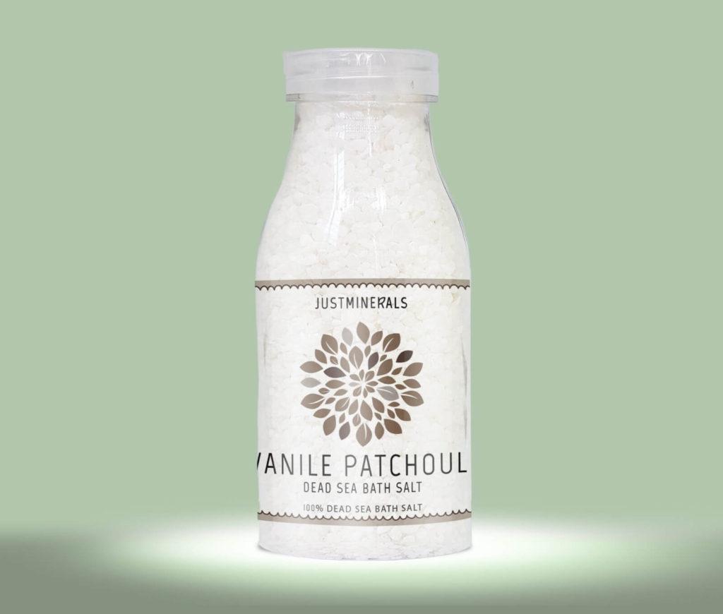 Dead Sea Bath Salt For Private Label - Cosmetics Skin Care