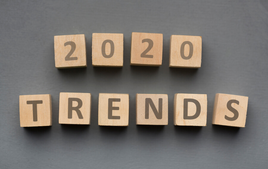 Hottest Trends of 2020