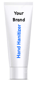 Hygienic Sanitiser products Private Label wholesale production